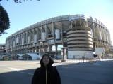 Real Madrid stadion Santiago Bernabéu