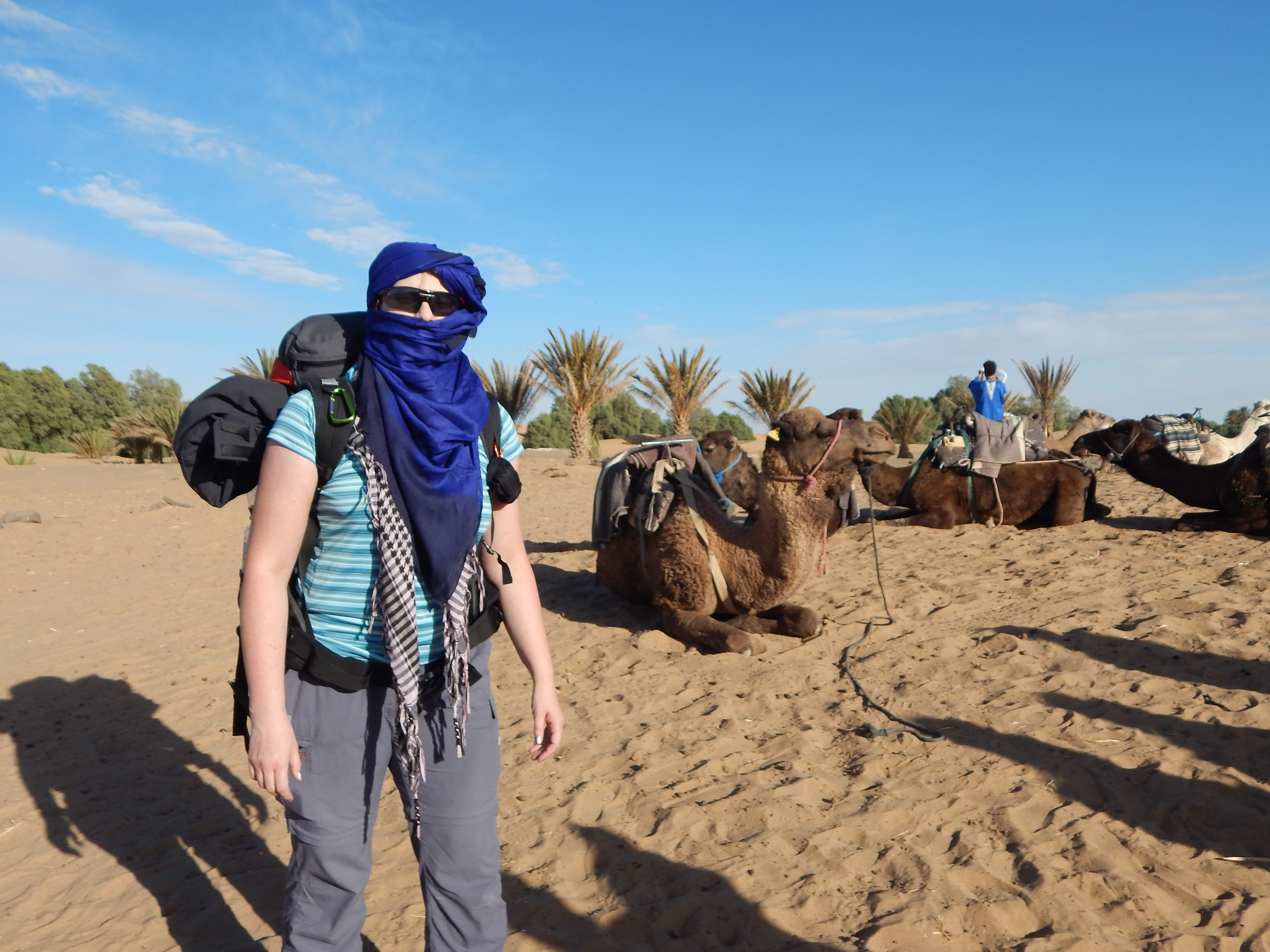 Sahara sivatag