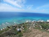 Honolulu fentről