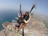 Tenerife siklóernyő, paragliding