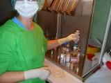 Keverékinfúzió készítése
